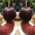 江戸川橋の美容院〜ASPILEAF〜ロングからバッサリショートヘアにしました!凄くスッキリ♪