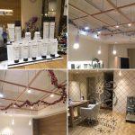 神楽坂の美容院〜ASPILEAF〜Xmasの飾り付けスタートしました♪ご来店、ご予約お待ちしてます(^^)ご予約はこちら03-5579-2388