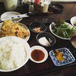 昨日に続き今日も神楽坂で御飯を食べて帰ります!今日は地元群馬から友人がカットしに来てくれました(^^)