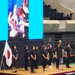 10/22 #全日本美容技術選手権大会 #神戸 #兵庫 #全国大会世界大会の挨拶で参加させていただきました!選手の皆さんお疲れ様でした!!レベルが高くキレイな作品がいっぱいでした♫#世界大会 #omchairworld #入賞#アスピリーフ